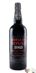 "Quinta do Noval 1963 "" Nacional "" Vintage ruby Porto Doc 20% vol.   0.75 l"