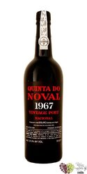 "Quinta do Noval 1967 "" Nacional "" Vintage ruby Porto Doc 20% vol.   0.75 l"