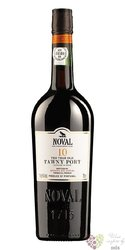 Quinta do Noval 10 years old wood aged tawny Porto Doc 20% vol.    0.75 l
