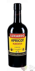 "Luxardo "" Apricot "" italian apricot liqueur 30% vol.   0.70 l"