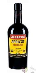 "Luxardo "" Apricot "" italian apricot liqueur 30% vol.   0.05 l"