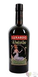 """Absinth """" la fata verde """" italian absinth by Luxardo 70% vol.   0.70 l"""