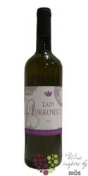 """Rulandské modré """" Barrique """" 2009 pozdní sběr z vinařství Bettina Lobkowicz    0.75 l"""