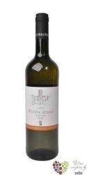 """Svatovavřinecké """" Barrique """" 2006 pozdní sběr z vinařství Bettina Lobkowicz    0.75 l"""