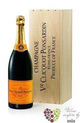 Veuve Clicquot Ponsardin blanc brut Champagne Aoc  6.00 l