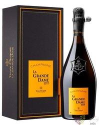 la Grande Dame blanc 2008 brut gift box Champagne Aoc by Veuve Clicquot Ponsardin  0.75 l