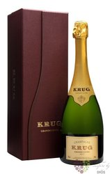 "Krug blanc "" Grande cuvée de Prestige "" gift box Champagne Aoc  0.75 l"