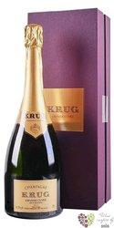 """Krug blanc """" Grande Cuvée ed.166 """" brut Champagne Aoc  0.75 l"""
