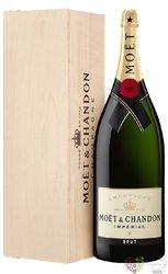 "Moët & Chandon blanc "" Imperial "" brut Champagne Aoc  12.00 l"