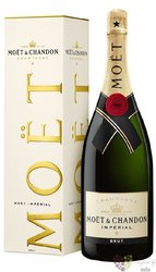 "Moët & Chandon blanc "" Imperial "" brut Champagne Aoc magnum  1.50 l"