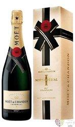 """Moët & Chandon blanc """" Festive fresh box """" brut Champagne Aoc  0.75 l"""