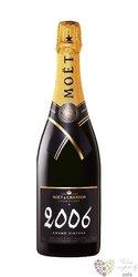 "Moët & Chandon blanc 2006 "" Grand vintage "" brut Champagne Aoc  0.75 l"