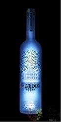 """Belvedere """" Pure Illuminator """" premium Polish vodka magnum 40% vol.   1.75 l"""