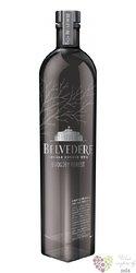 "Belvedere "" Smogory forest "" unfiltered Polish vodka 40% vol.  0.70 l"