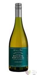 """Chardonnay """" Reserva especial """" 2014 Casablanca valley Do Cono Sur  0.75 l"""