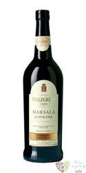 """Marsala superiore """" Secco """" Doc Carlo Pellegrino 17% vol.    0.75 l"""