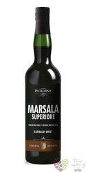 """Marsala superiore """" Garibaldi """" Doc dolce Carlo Pellegrino 19% vol.  0.75 l"""