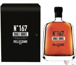 """Marsala Superiore Riserva """" Single barrel """" Doc 2001 Carrlo Pellegrino 18% vol.  0.75 l"""