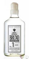 """Bruxo no.1"""" Espadin """" Mexican mezcal 46% vol. 0.70 l"""