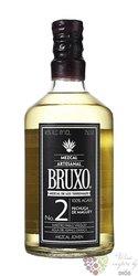 """Bruxo no.2 """" Pechuga """" Mexican mezcal 46% vol. 0.70 l"""