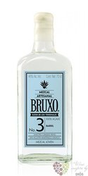 "Bruxo no.3 "" Barril "" Mexican mezcal 46% vol. 0.70 l"