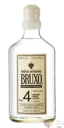 "Bruxo no.4 "" Ensamble "" Mexican mezcal 46% vol. 0.70 l"