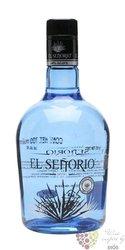 """el Senorio """" Joven """" Mexican mezcal 38% vol. 0.70 l"""