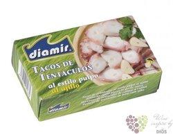 Chobotničky na česneku Diamir  111g