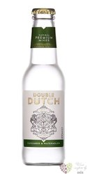 "Double Dutch "" Cucumber & Watermelon "" flavored English tonic water  0.20 l"