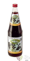 "Dietz "" Blackcurrant "" German fruit juice 1.00 l"