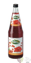 "Dietz "" Cranberry "" German fruit juice 1.00 l"