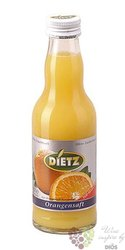 "Dietz "" Orange "" German fruit juice 0.20 l"