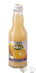 "Dietz "" Grapefruit "" German fruit juice 0.20 l"