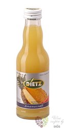 "Dietz "" Ananas "" German fruit juice 0.20 l"