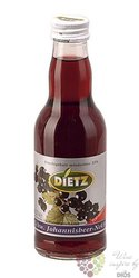 "Dietz "" Blackcurrant "" German fruit juice 0.20 l"