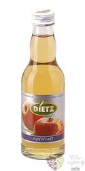 "Dietz "" Apfel "" German fruit juice 0.20 l"