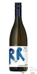 """Ryzlink rýnský """" RR """" 2016 moravské zemské víno Arte Vini  0.75 l"""