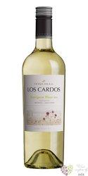 """Sauvignon blanc """" los Cardos """" 2016 Mendoza viňa Doňa Paula  0.75 l"""