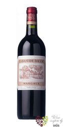 Le Bastide Dauzac 2010 Margaux Second wine of Chateau Dauzac    0.75 l