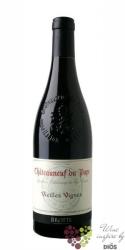 """Chateauneuf du Pape rouge """" Vieilles vignes """" Aoc 2007 Maison Brotte    0.75 l"""