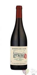 Reserve de I´Aube rouge 2017  VdP d´OC Languedoc Roussillon Pere Anselme by maison Brotte   0.75 l