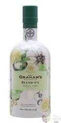 """W&J Grahams """" Blend no.5 """" Secco white Porto Doc by Symington 19.5% vol.  0.75l"""