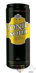 """Lemon Soda """" Tonic Soda """" Terme di Crodo  0.33 l"""