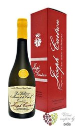 "Joseph Cartron "" Poire Williams des Monts de la Côte d´Or "" French aged brandy 49% vol.     0.70 l"