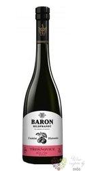 """Baron Hildprandt X """" Třešnovice """" Bohemian fruits aged brandy 50% vol.  0.70 l"""