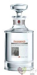 """Fassbind """" Walderdbeergeist """" Les Trouvailles Réserve Privée Swiss fruits brandy 43% vol.  0.50 l"""