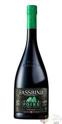 """Fassbind les vieilles barriques """" Poire """" Swiss aged fruits brandy by 40% vol. 0.70 l"""