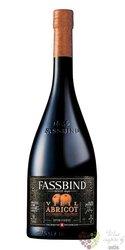 "Fassbind les vieilles barriques "" Abricot "" Swiss aged fruits brandy 40% vol. 0.70 l"