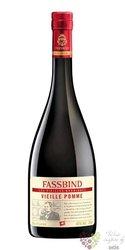 """Fassbind les vieilles barriques """" Pomme """" Swiss aged fruits brandy 40% vol.0.70l"""
