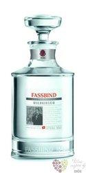 """Fassbind Eau de Vie """" Wildkirsch """" Swiss fruits brandy 41% vol.     0.50 l"""